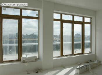Отделка квартир, широкоформатные окна